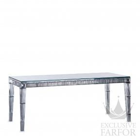 2105710 Baccarat Crystal Supper Стол 71 x 176 x 80см