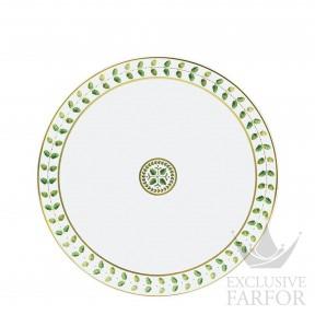 0657-121 Bernardaud Фарфор|Золото Тарелка тортовая 32см