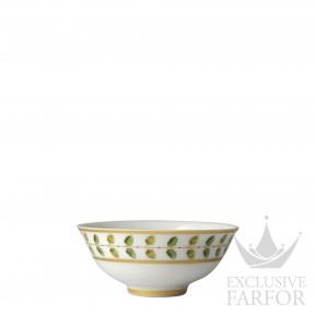 0657-1302 Bernardaud Фарфор|Золото Чаша для риса 12см