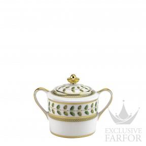 0657-155 Bernardaud Фарфор|Золото Сахарница 200мл