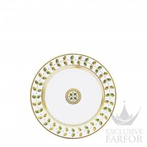 0657-19 Bernardaud Фарфор|Золото Тарелка десертная 19см