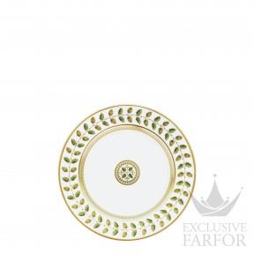0657-3 Bernardaud Фарфор|Золото Тарелка десертная 16см