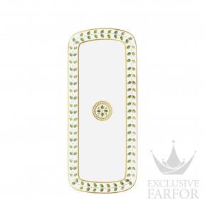 0657-95 Bernardaud Фарфор|Золото Блюдо для пирога 37см