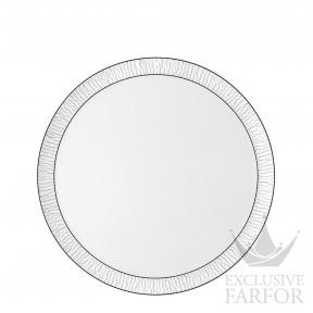 1359-121 Bernardaud Фарфор Платин Тарелка тортовая 32см