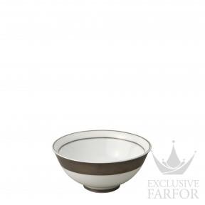 1359-1302 Bernardaud Фарфор Платин Чаша для риса 12см