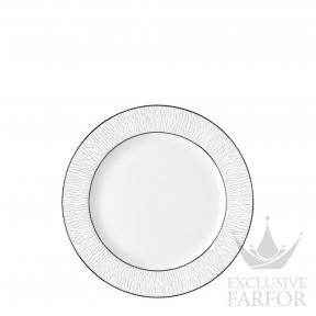 1359-17 Bernardaud Фарфор Платин Тарелка закусочная 21см