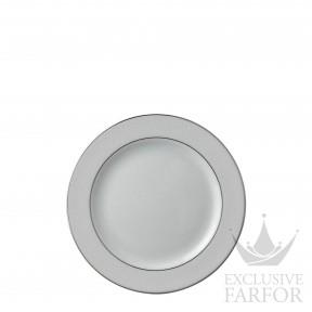 1359-19 Bernardaud Фарфор Платин Тарелка десертная 19см