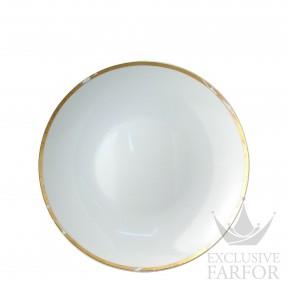 0446-115 Bernardaud Фарфор|Золото Тарелка глубокая 29см
