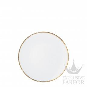 0446-26 Bernardaud Фарфор|Золото Тарелка суповая 19см