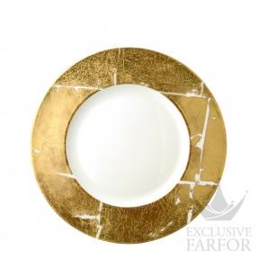 0446-6189 Bernardaud Фарфор|Золото Тарелка подстановочная 32см