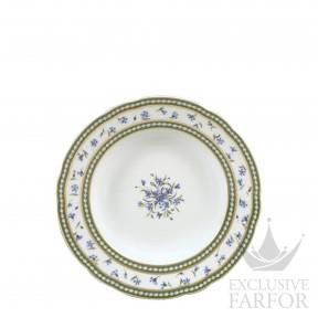 L004-23 Bernardaud Фарфор Золото Тарелка суповая 22,5см