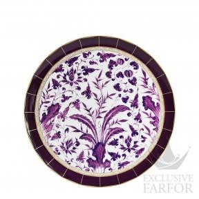 1831-21267 Bernardaud Фарфор|Золото Тарелка тортовая 32см