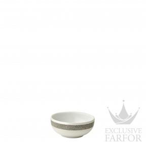 0459-1303 Bernardaud Фарфор Платин Чаша для сои 7см