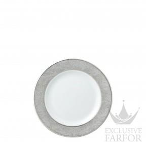 0459-3 Bernardaud Фарфор Платин Тарелка десертная 16см