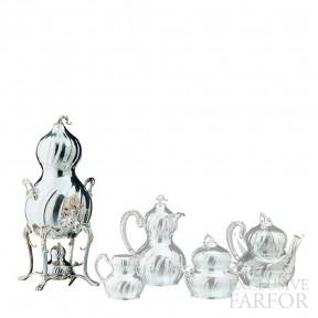 "03571017 Christofle Courge - Limited Edition 50 ex. ""Серебро"" Самовар 42,5 x 20,5 x 26,5см"