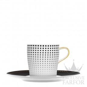 TA201457000 Fürstenberg Auréole Clair de Lune Чашка кофейная с блюдцем 0,20л