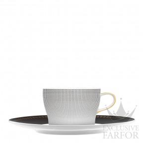 TA201487000 Fürstenberg Auréole Clair de Lune Чашка чайная с блюдцем 0,13л