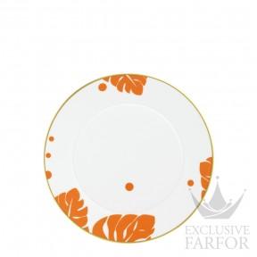 """FL20142470021 Fürstenberg Auréole Colorée """"orange"""" Тарелка закусочная 24см"""