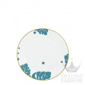 """FL20142470023 Fürstenberg Auréole Colorée """"lagune"""" Тарелка закусочная 24см"""