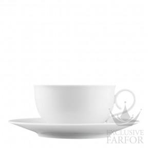TA2011150000 Fürstenberg Carlo Dal Bianco Чашка чайная с блюдцем 0,22л