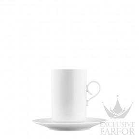 TA2011190000 Fürstenberg Carlo Dal Bianco Чашка для гор. шоколада с блюдцем 0,32л