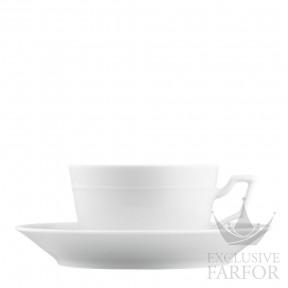 TA683150000 Fürstenberg Herzog Ferdinand Чашка чайная с блюдцем 0,18л