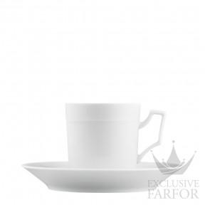 TA68350000 Fürstenberg Herzog Ferdinand Чашка кофейная с блюдцем 0,18л