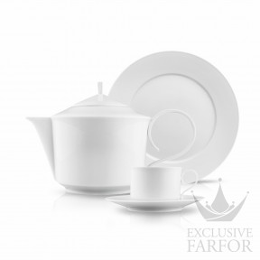 GE_201100002 Fürstenberg Carlo Dal Bianco Чайный сервиз на 6 персон, 21 предмет