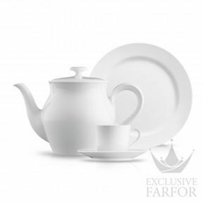 GE639500002 Fürstenberg Wagenfeld Чайный сервиз на 6 персон, 21 предмет