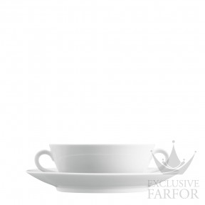 TA639200000 Fürstenberg Wagenfeld Чаша суповая с блюдцем 0,30л
