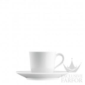 TA63970000 Fürstenberg Wagenfeld Чашка эспрессо с блюдцем 0,10л