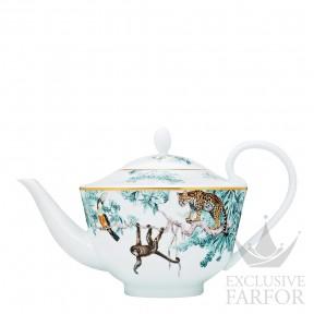 038018P Hermes Carnets d'Еquateur Чайник с ситечком 1400мл