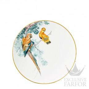 "038101P Hermes Carnets d'Еquateur Тарелка главная ""Birds"" 27см"