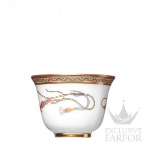 009633P Hermes Cheval d'Orient Чашка № 1 62мл