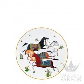 009807P Hermes Cheval d'Orient Тарелка закусочная 21,5см