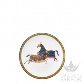 009812P Hermes Cheval d'Orient Тарелка десертная № 1 17см