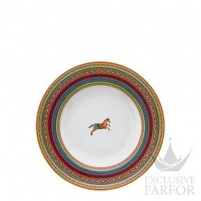 009813P Hermes Cheval d'Orient Тарелка суповая 23см