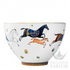 009869P Hermes Cheval d'Orient Чаша для пунша 5000мл