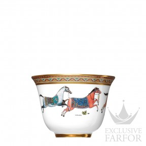 009933P Hermes Cheval d'Orient Чашка № 2  62мл