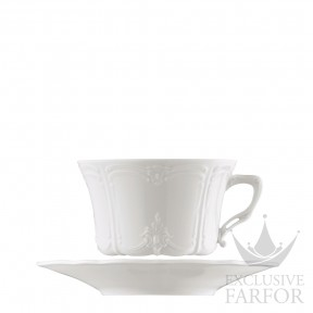 02033-800001-14640 Hutschenreuther Baronesse Чашка чайная с блюдцем 0,22л