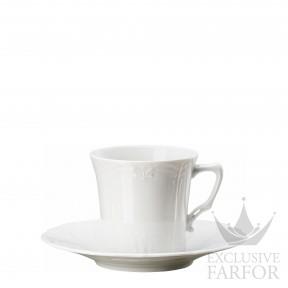 02033-800001-14740 Hutschenreuther Baronesse Чашка кофейная с блюдцем 0,20л