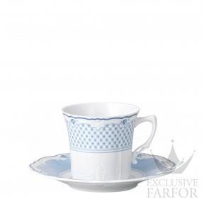 02033-721224-14740 Hutschenreuther Baronesse Estelle Чашка кофейная с блюдцем 0,20л