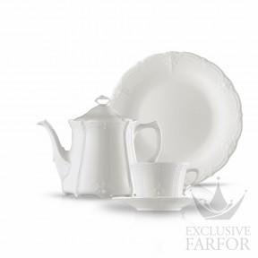 02033-800001-2 Hutschenreuther Baronesse Чайный сервиз на 6 персон, 21 предмет