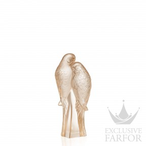 10571700 Lalique 2 Parakeets 560