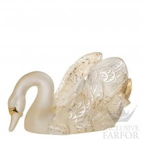 10584400 Lalique Swan Head Down 5500