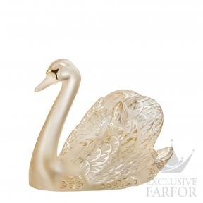 10584500 Lalique Swan Head Up 5500