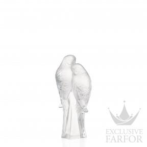 1211900 Lalique 2 Parakeets 510