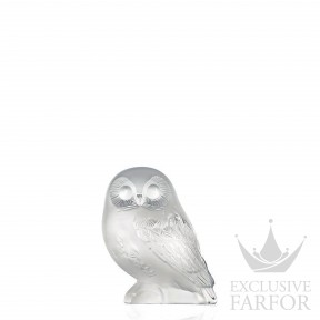 1402100 Lalique Shivers Owl 210