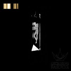 "10433200+gold Lalique Serene ""Figurines"" 3400"