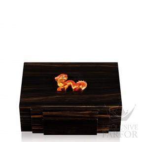 10203200 Lalique Dragon 2000